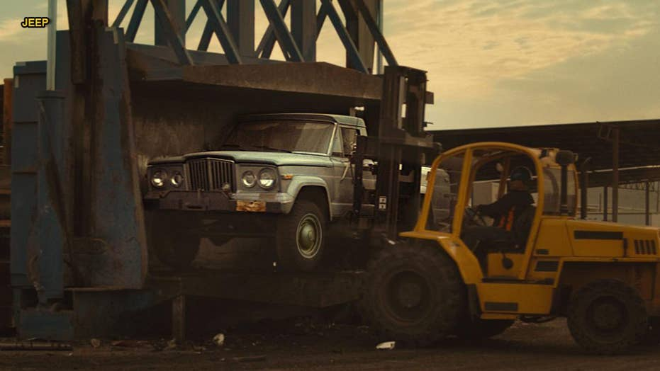 Fans upset at Jeep for 'killing a unicorn' in Super Bowl commercial for new Gladiator pickup