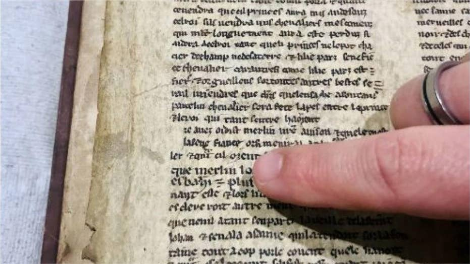 Long-lost tales of Merlin and King Arthur discovered in mysterious medieval manuscripts