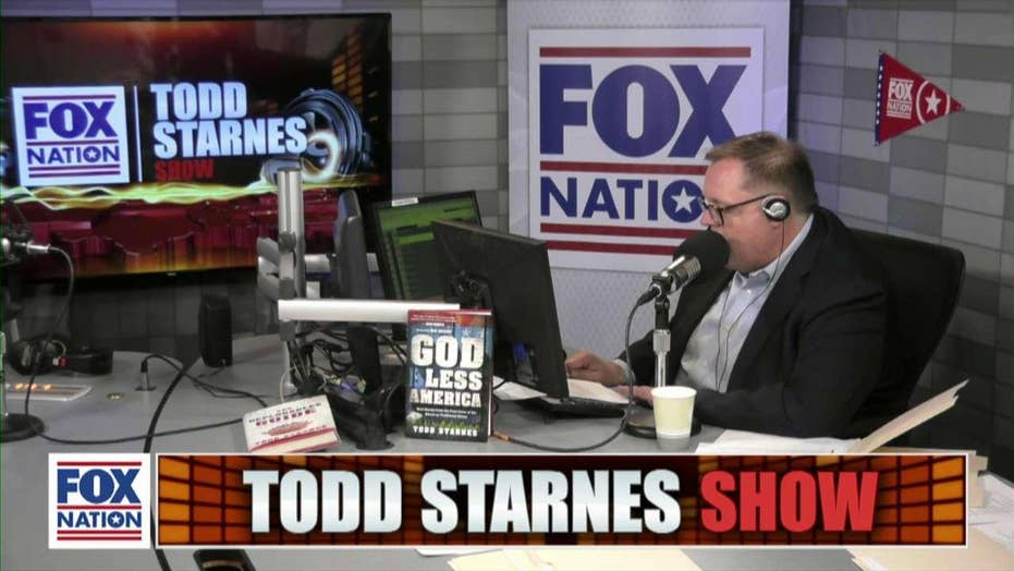 Todd Starnes and Dr. James Dobson