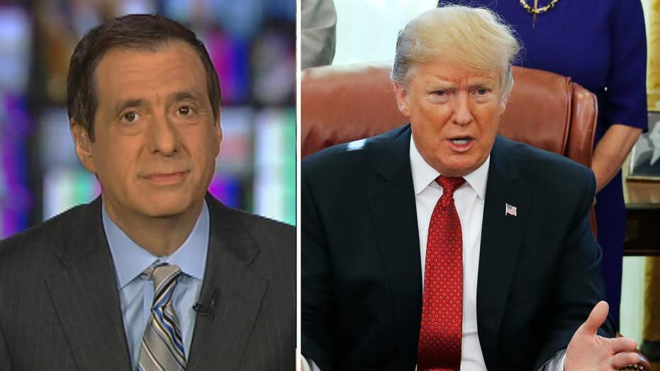 Howard Kurtz: Where is the line between probing and harassing the White House?
