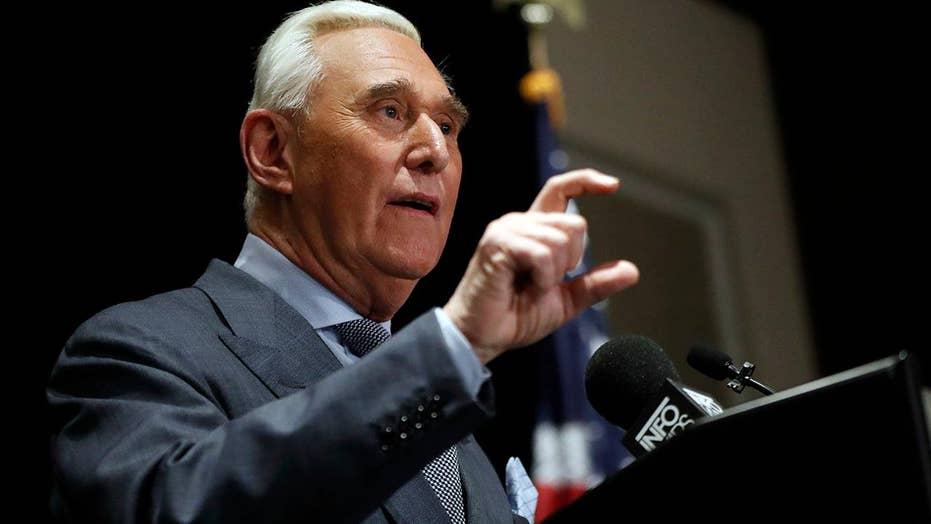 Roger Stone: I am heartened Sen. Graham and other Republicans are looking into the way I was arrested