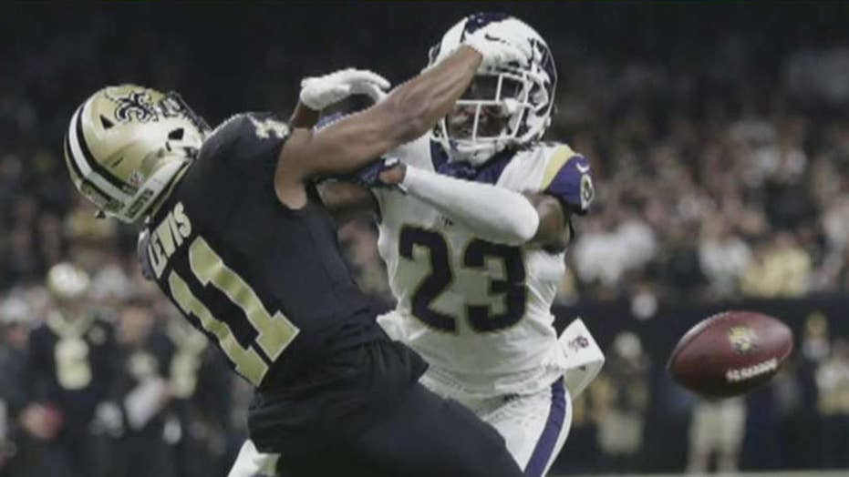 Judge refuses to order do-over game for Rams and Saints
