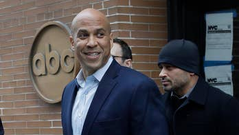 Booker throws hat into divided 2020 presidential ring