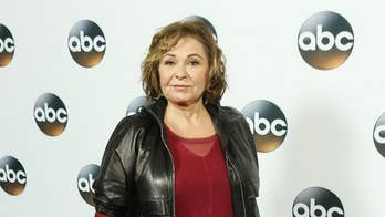 Roseanne Barr calls Women's March leaders' ties to anti-Semitism 'disgusting'