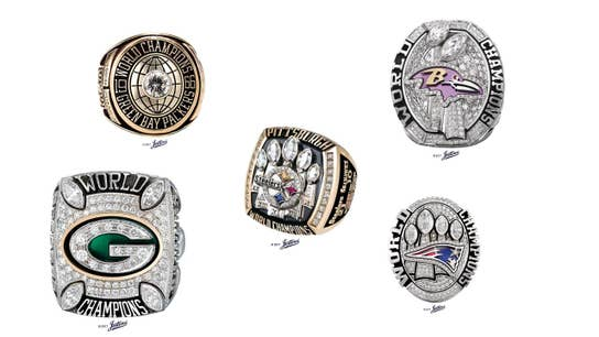 Super Bowl rings: Fun facts on cost, history and more