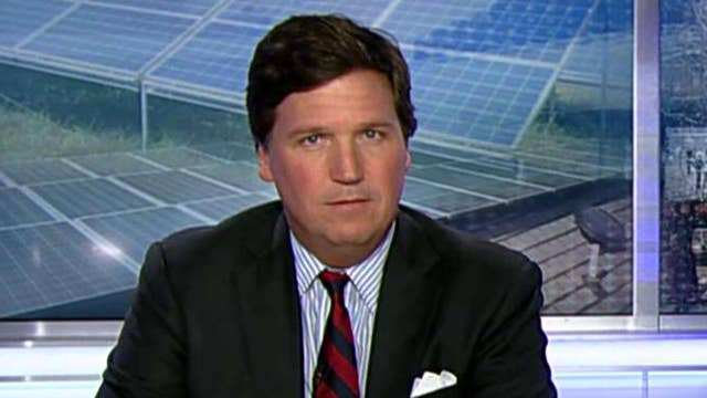 Tucker: Solar power is not a replacement for fossil fuels