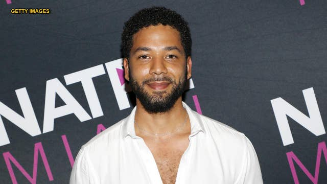 'Empire' actor Jussie Smollett speaks out for first time since alleged attack