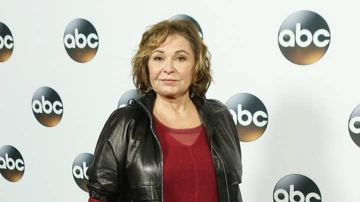 Roseanne slams Women's March leaders for ties to anti-Semitism
