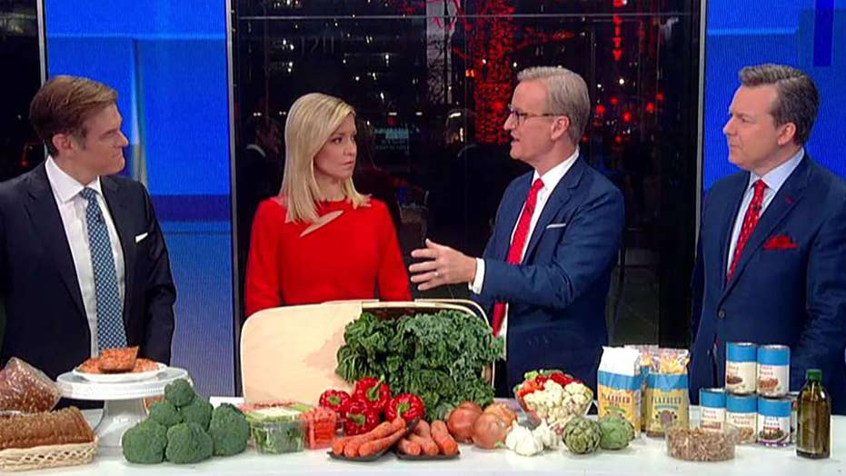 February is American Heart Month: Dr. Oz shares heart-healthy tips