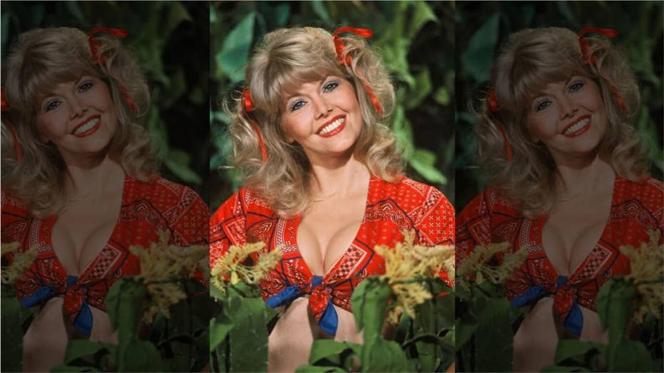 'Hee Haw Honey' Misty Rowe talks reuniting with former castmates, appearing in 'Happy Days' and Playboy