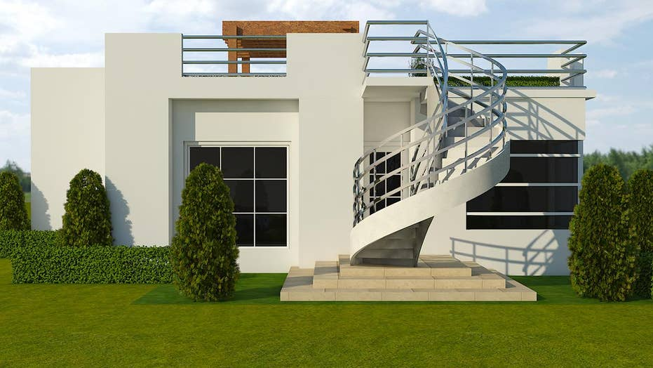 Texas company plans to sell country 39 s first permitted 3d - Buy 3d printed house ...
