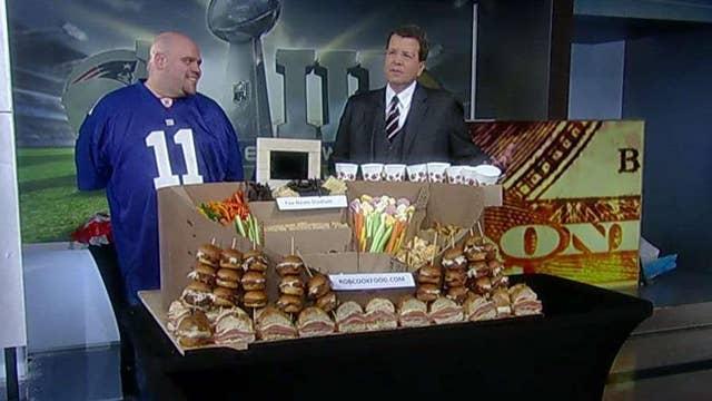 Rob Del Balzo's super food for Super Bowl