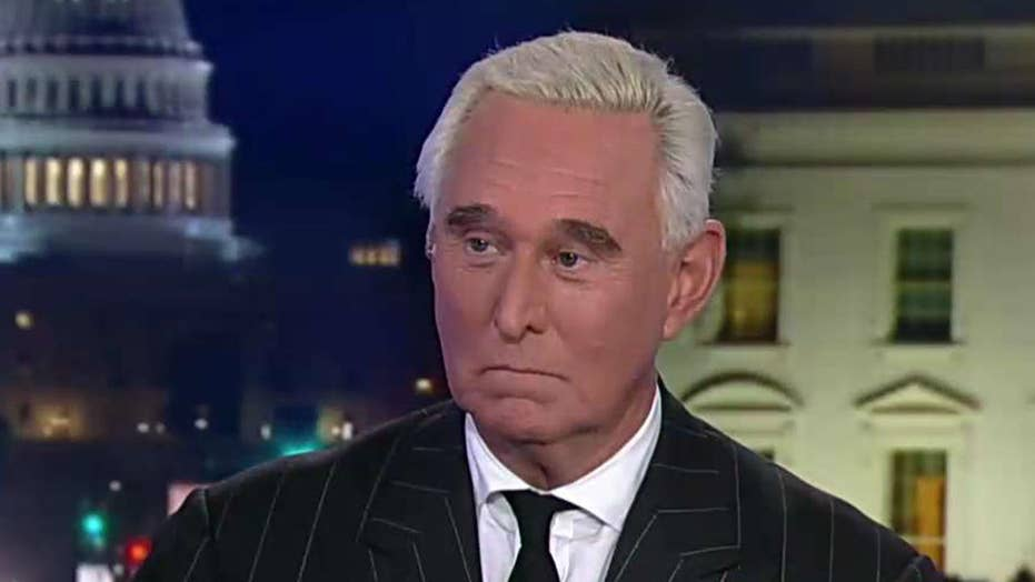 Roger Stone: FBI raid was intended to prejudice jury