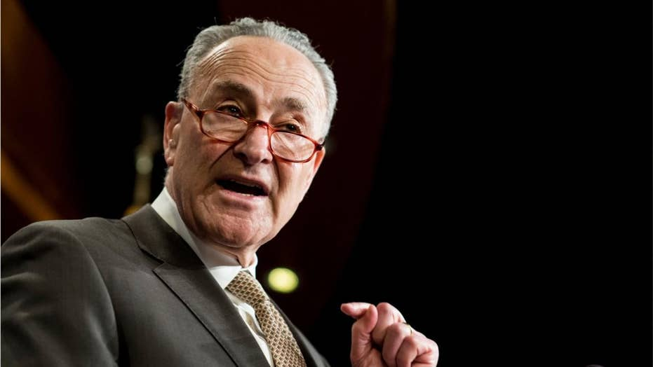 Schumer aide forced out over 'inappropriate encounters'