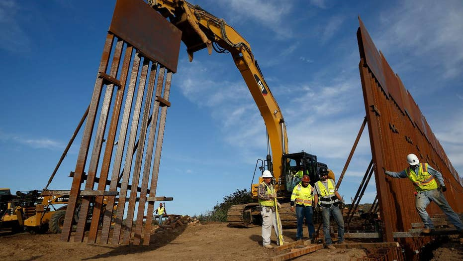 Should Trump declare a national emergency to build the border wall?