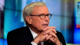 NBC News' Tom Brokaw says 'there's too much duplication' in media's politics coverage