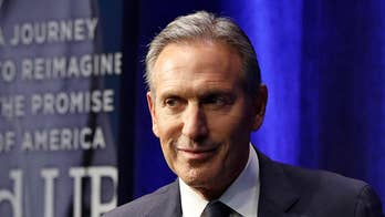 Schultz 2020? With Bloomberg out, ex-Starbucks boss says parties driving away centrists