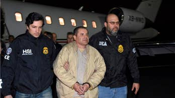 'El Chapo' accused of drugging, raping girls