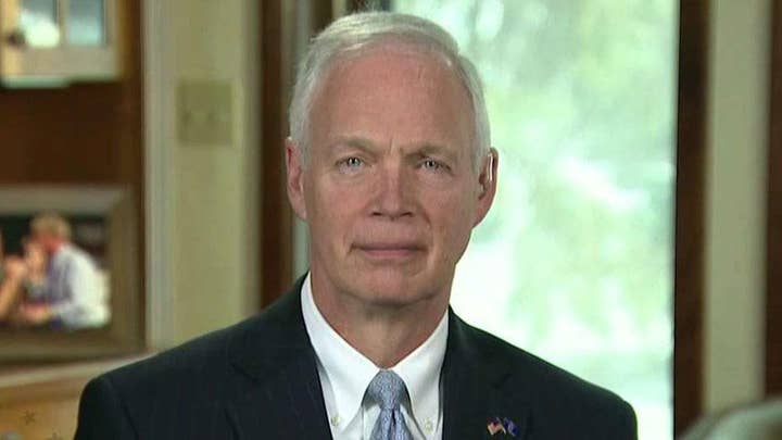 Sen. Ron Johnson on fallout from President Trump's decision to suspend Cold War-era missile treaty with Russia