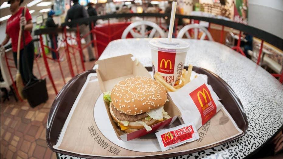 McDonald's customer calls police after employee put onions on his Big Mac