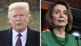 Trump's border emergency edict challenged by House Dems, setting up possible veto showdown