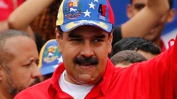 Cash flow key to Nicolas Maduro's survival?