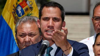 Venezuelan opposition leader calls for military leaders to abandon Maduro government