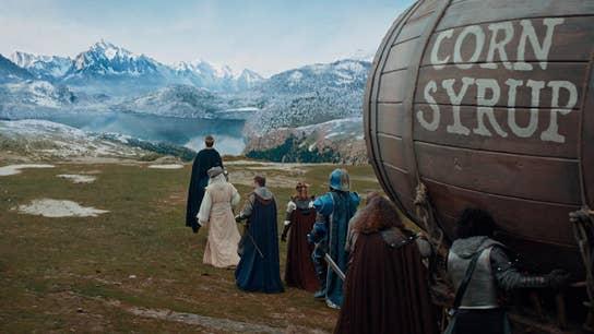 Super Bowl Bud Light ad sparks corn controversy