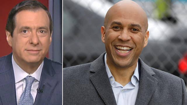After the Buzz: What does Cory Booker stand for?