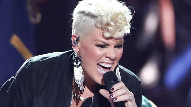 Pink gets her star; Willie Nelson honored ahead of the Grammys