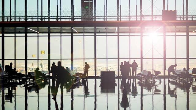 Belfast Airport brawl: passengers spar at gate waiting for their flights