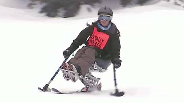 Operation Mountain Freedom gives back to America's wounded warriors thumbnail