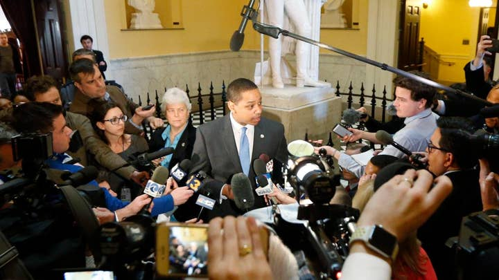 Virginia Lt. Gov. Justin Fairfax denies sexual assault claim