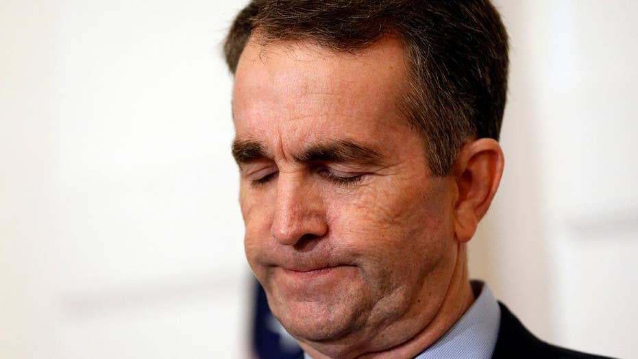 Democrats demand Northam resign over racist pictures