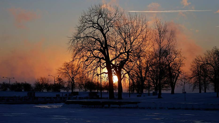 National forecast for Monday, February 4