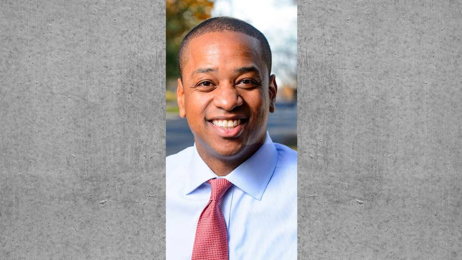 Virginia Lt. Gov. Justin Fairfax issues a denial to an allegation of sexual assault that surfaced after 15 years