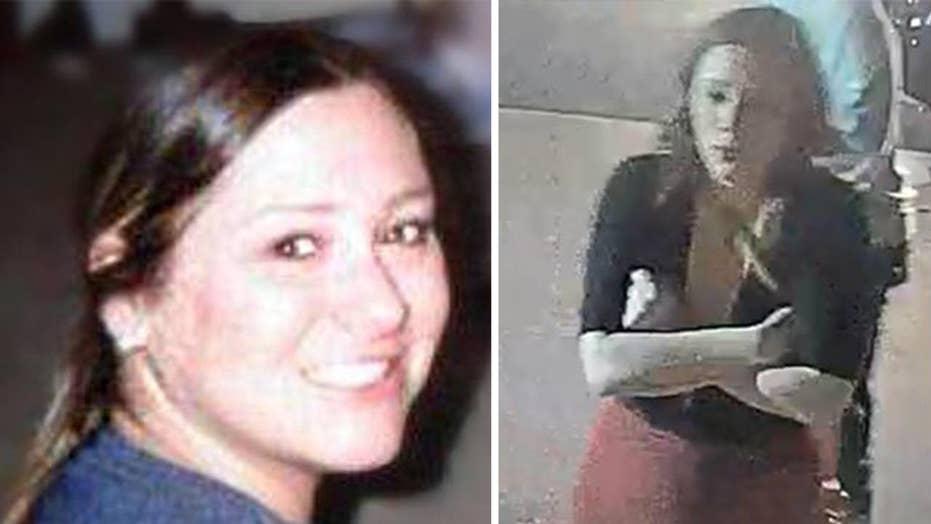 Police exhibit blank Kentucky mom Savannah Spurlock was taken to farming home
