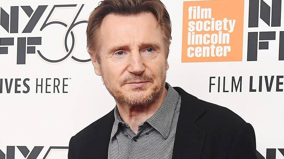 Liam Neeson says he walked the streets hoping to 'kill' a black man after family member was raped