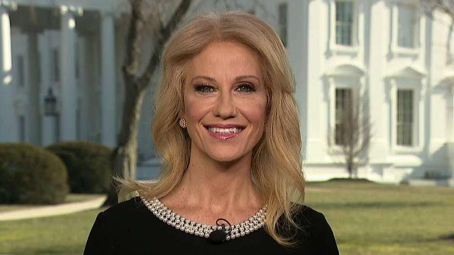 Kellyanne Conway on late-term abortion controversy, previews President Trump's State of the Union address