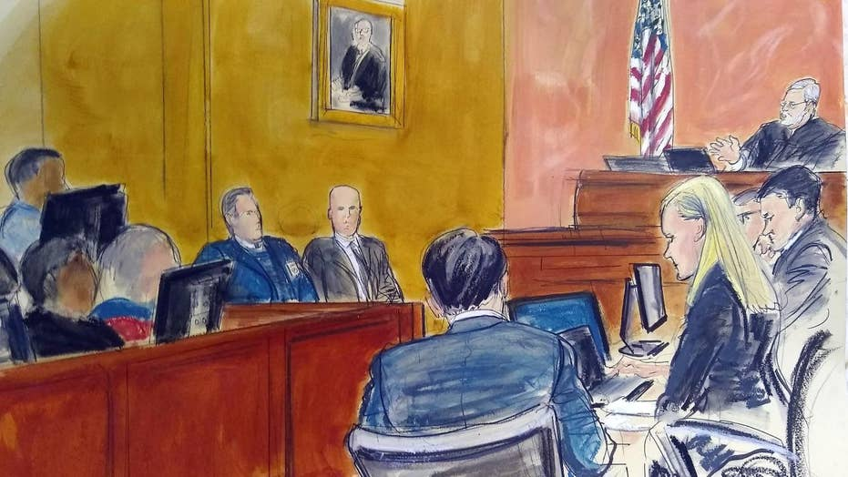 Judge answers jurors' questions, clarifies charges against 'El Chapo'