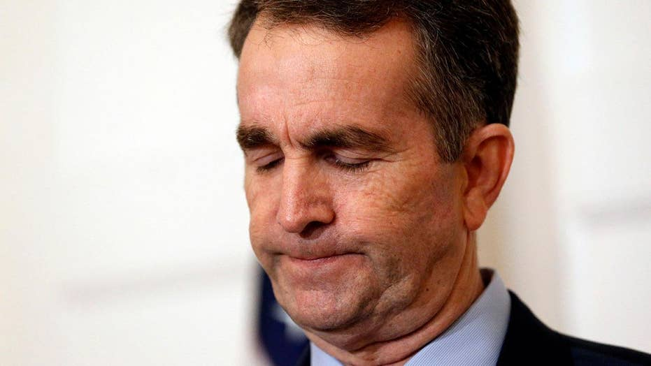 Political fallout from Gov. Northam's handling of racist yearbook image