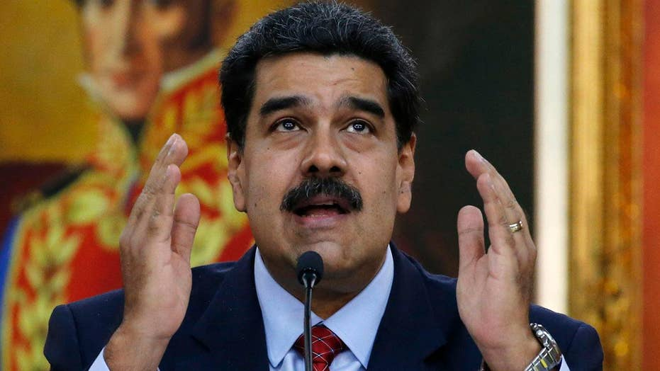 Venezuela's Maduro lashes out at President Trump as more European countries call on him to resign
