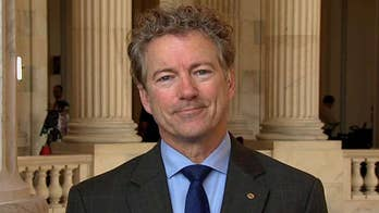 Sen. Rand Paul on why he backs Trump's decision to withdraw from Syria, Afghanistan