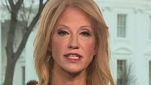Kellyanne Conway previews President Trump's 'uplifting' State of the Union address