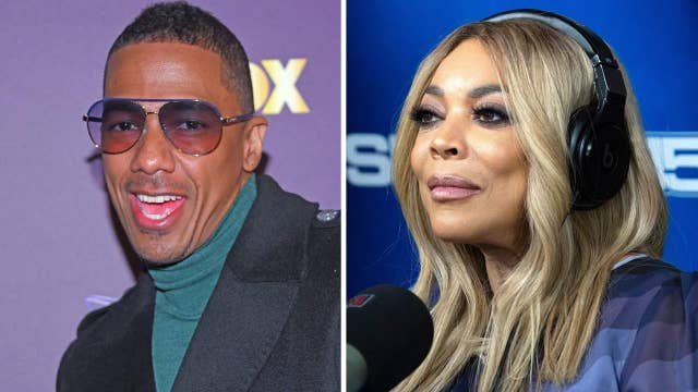 Nick Cannon steps up, steps in for Wendy Williams