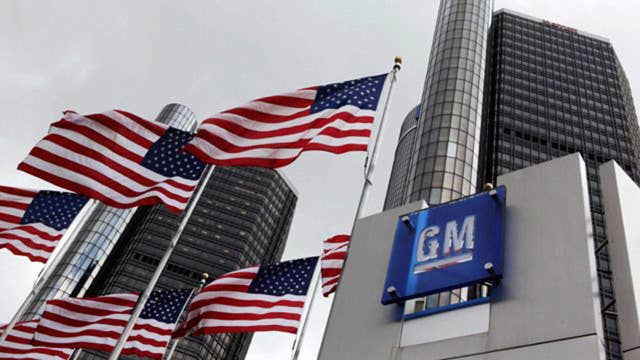 General Motors hands out pink slips to thousands of white-collar workers