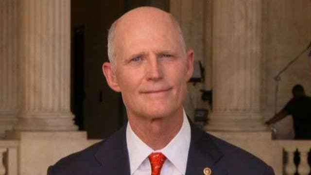 Sen. Scott on border security: My first choice is not an emergency declaration thumbnail