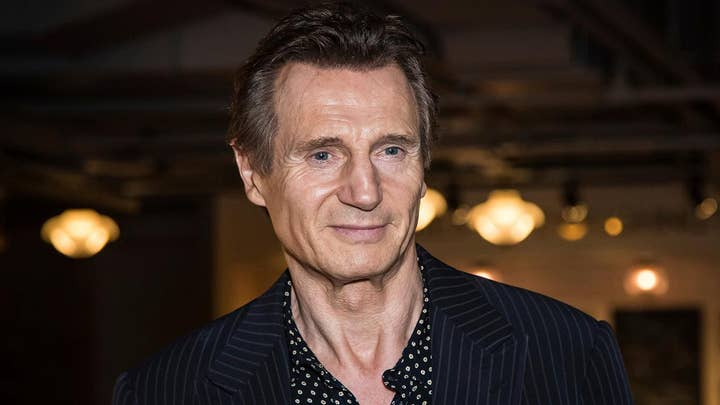 Liam Neeson denies 'racist' backlash after comments about wanting to kill black man following friend's rape