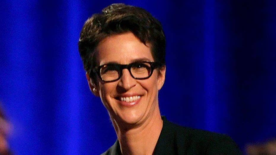 MSNBC's Rachel Maddow accused of deceiving viewers by glossing over Trump Jr. blocked call reports