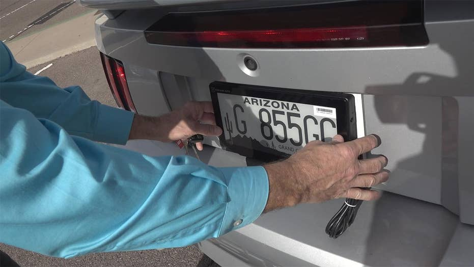 Digital license plates hitting Arizona roads